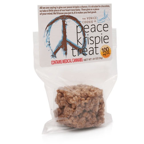 Peace Krispy Treats