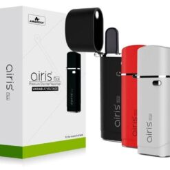 Airis Tick Flip-Top Oil Tank Cartridge Vaporizer Battery (650mAh)