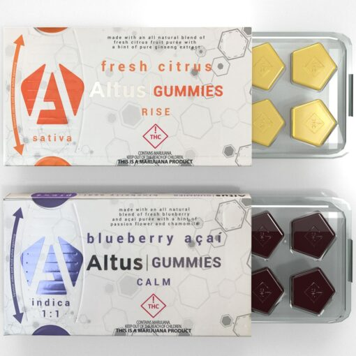 Blueberry Acai Edibles