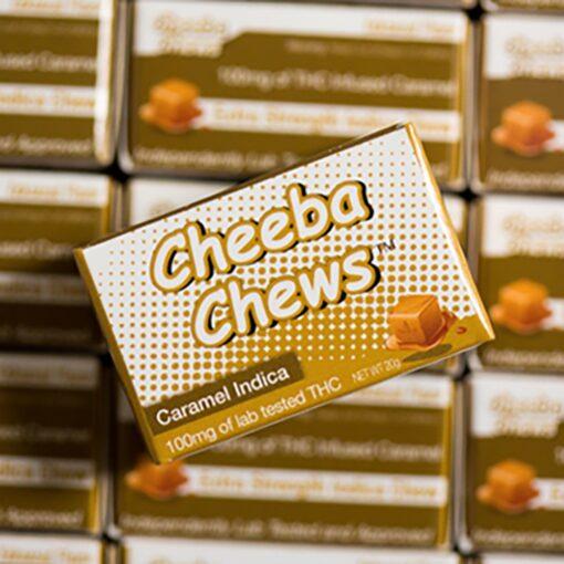 Cheeba Caramel Chews