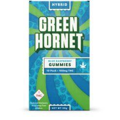 Green Hornet Gummies