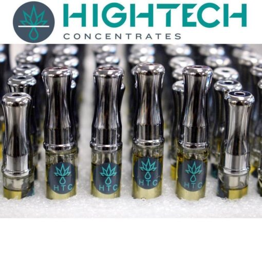 High Tech Distillate Carts