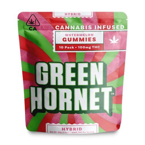 Green Hornet Watermelon Indica