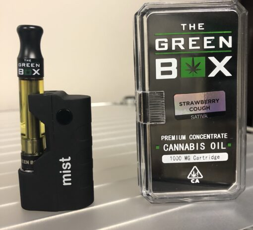 The Green Box Cartridges