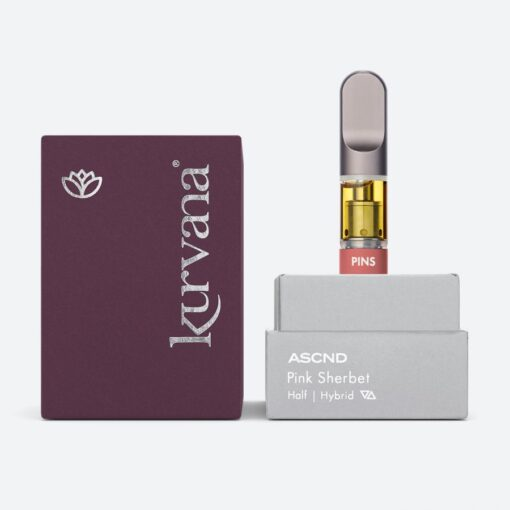 Kurvana ASCND Vape Cartridges
