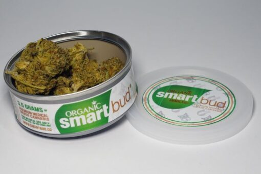 Smart Bud 8th cans