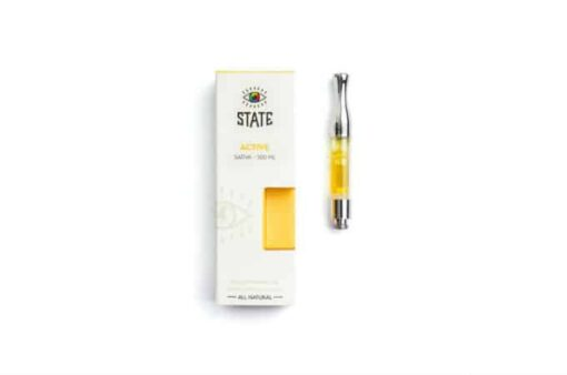 State Thc CARTRIDGES