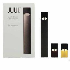 Juul full starter kit with 2 pods